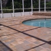 Sealed paver pool deck in saint petersburg Fl