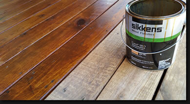 Sikkens Deck Stain