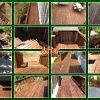 Cedar Deck Staining with RS